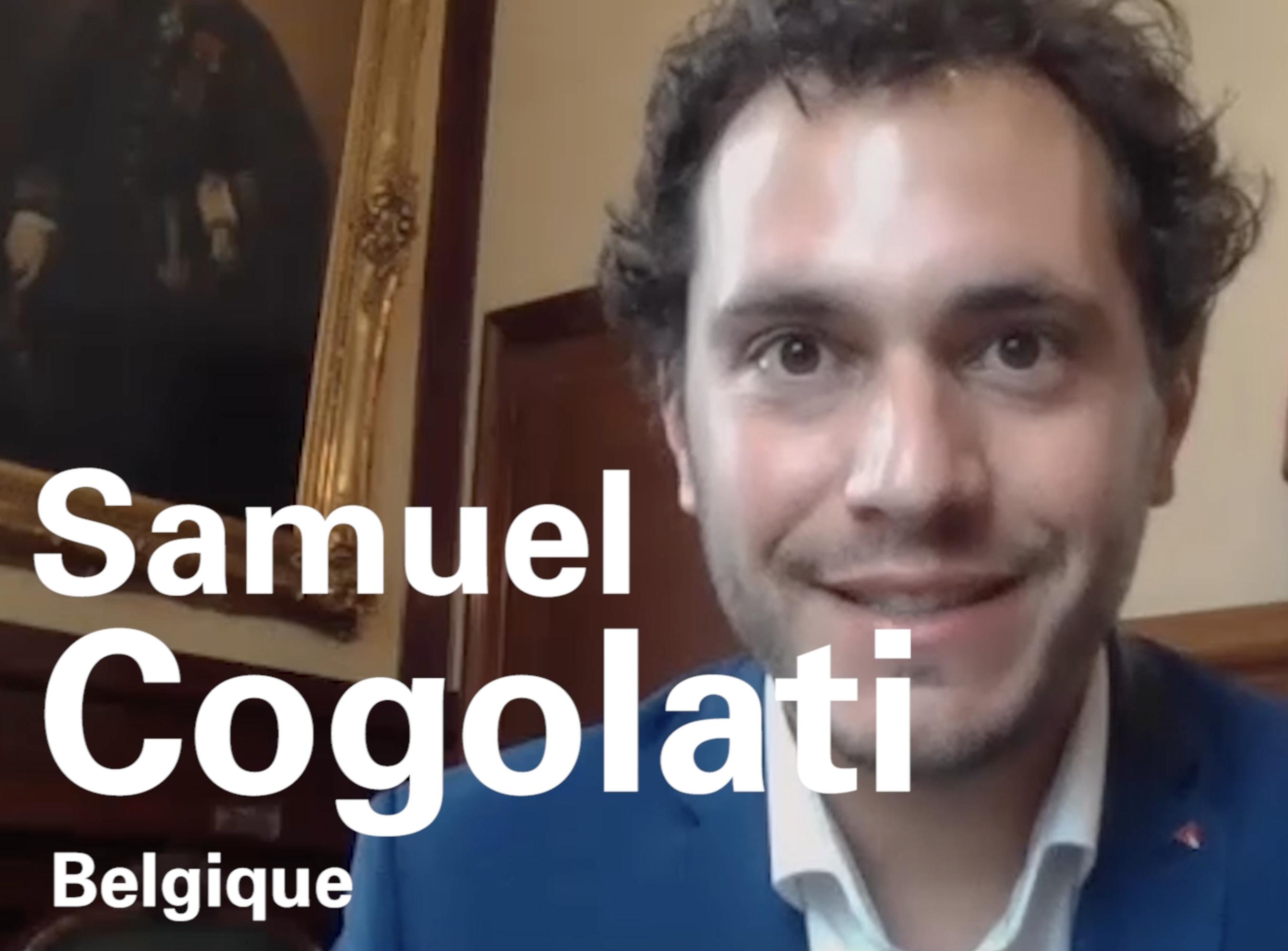 Samuel Cogolati