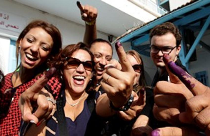 Tunisians voted on 26 October in parliamentary election