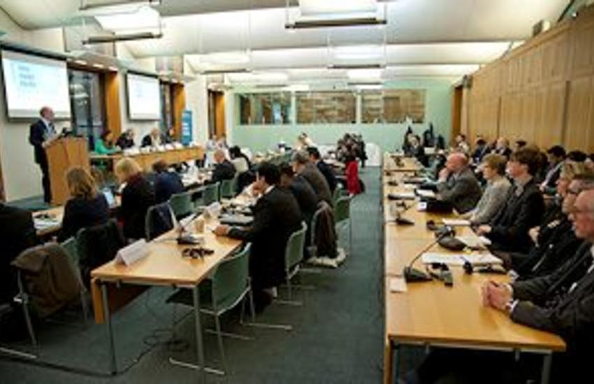 More than 60 MPs from 17 national parliaments reaffirmed in London their commitment to ensuring the ratification of the Arms Trade Treaty (ATT)