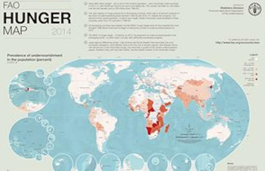 Hunger map 2014