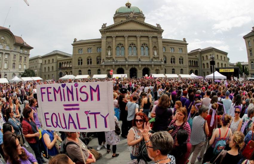Feminism is equality