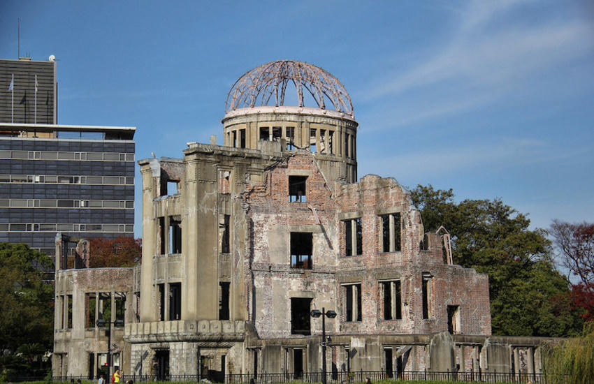 Hiroshima Peace Memorial,