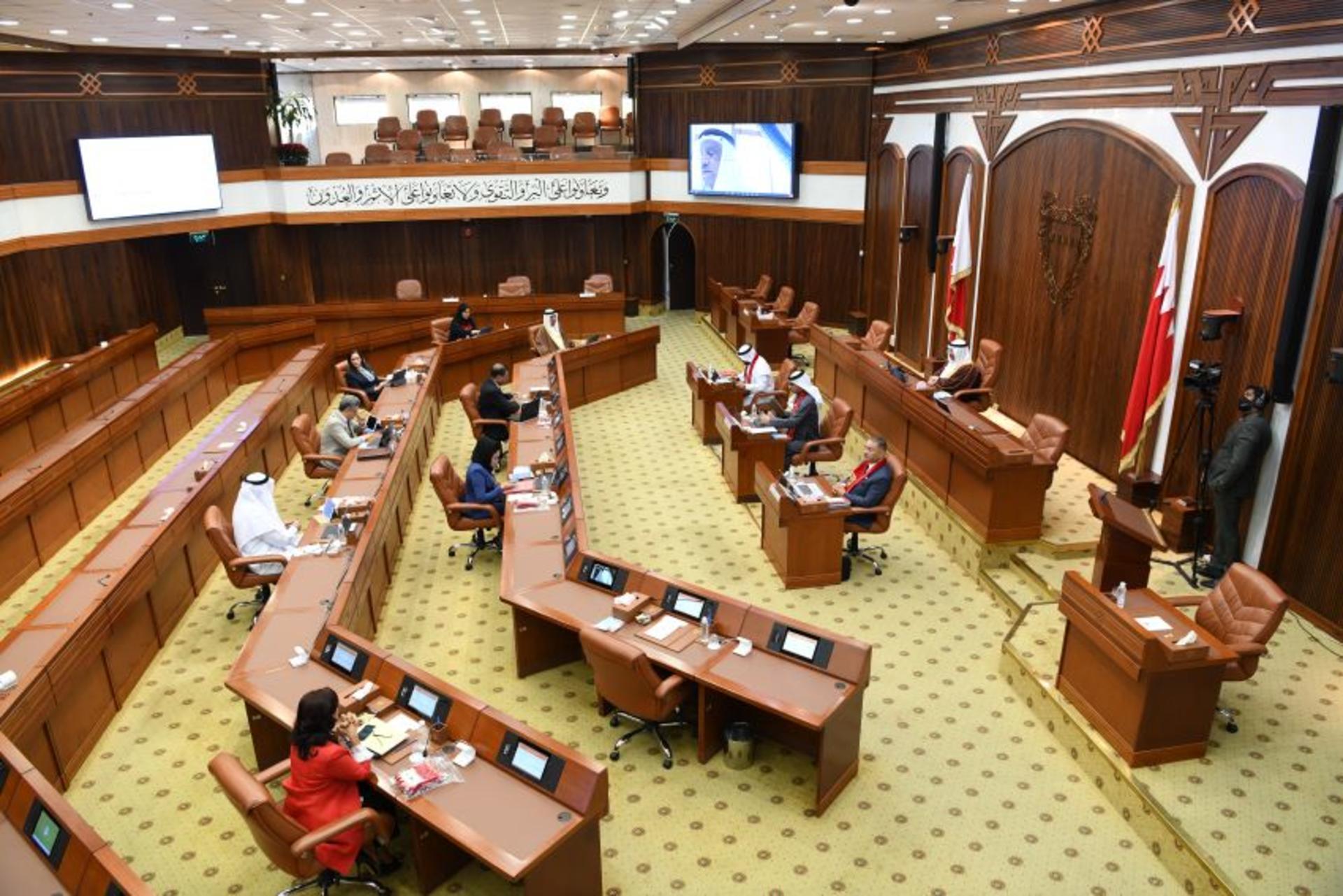 Bahrain's Shura Council takes precautionary measures during the COVID 19 pandemic