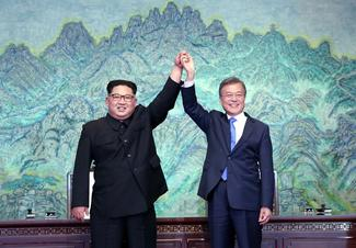 The IPU welcomes the historic Inter-Korean Summit held by the two leaders, Kim Jong-un and Moon Jae-in.