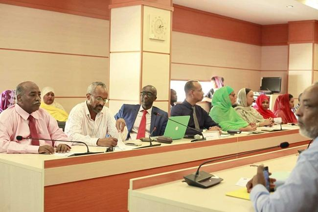 IPU human rights event in Djibouti
