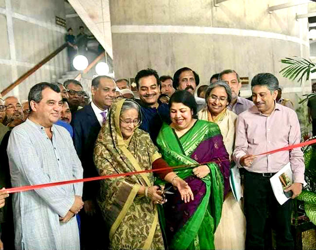 Opening of the 130th in Bangladesh