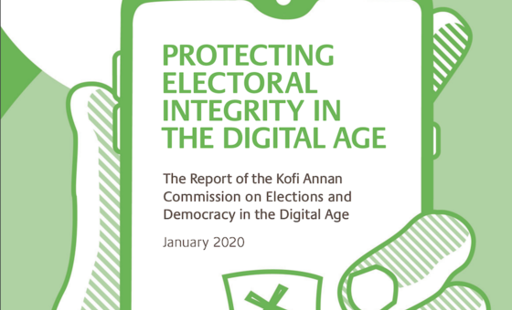 Cover image: protecting electoral integrity